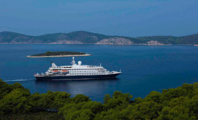 SeaDream's new extended Mediterranean grand voyages