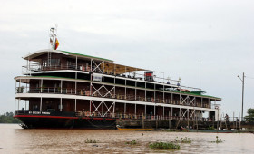The perfect time to explore Myanmar with Pandaw