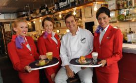 Virgin Atlantic open first pop-up restaurant at London Heathrow