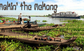 Cruise Weekly: Making it on the Mekong