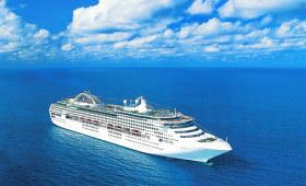 Sapphire Princess cruise to unsual destinations in Asia