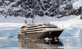 Snow Petrels and Showgirls: Ponant Antarctica