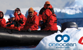 Cruise Passenger Member Offer: The World's Most Innovative Antarctic Expeditions