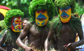 Melanesia, paradise in the Pacific