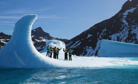 Aurora Expeditions adds new Antarctic gateway in 2014/15