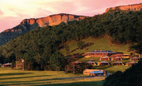 Wolgan Valley Resort & Spa wins at Australian Hotels Association Awards