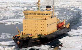 Rare Polar Voyage to World's Largest Nature Preserve