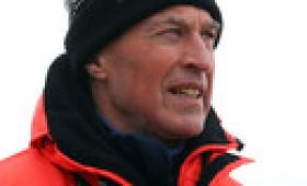 Mountaineer, marathon runner and polar explorer leads an Arctic End of an Era trip