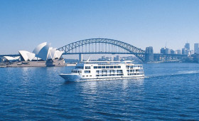 Testing water on Sydney cruise