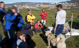 Hurtigruten Explores Inuit Culture and Spectacular Greenlandic Landscape on its 2013 Greenland Sailings