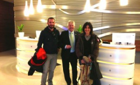 First Guests Check In To Novotel Christchurch