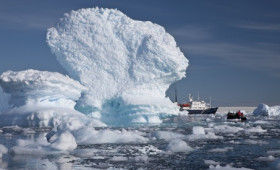 Win a trip for two to Antarctica