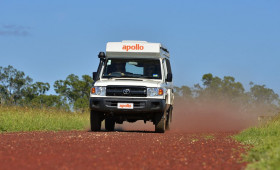 Top Ten Must-Dos for the Northern Territory with Apollo Motorhome Holidays